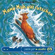 Cover-Bild zu Mama Muh will rutschen (Audio Download) von Wieslander, Jujja