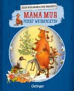 Cover-Bild zu Mama Muh feiert Weihnachten von Wieslander, Jujja