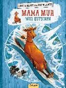 Cover-Bild zu Mama Muh will rutschen von Wieslander, Jujja