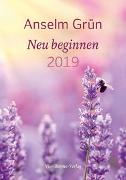 Cover-Bild zu Neu beginnen 2020 von Grün, Anselm