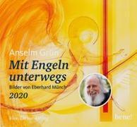 Cover-Bild zu Mit Engeln unterwegs 2020 von Grün, Anselm