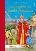 Cover-Bild zu Die Geschichte von Sankt Nikolaus von Uebe, Ingrid