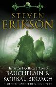 Cover-Bild zu The Second Collected Tales of Bauchelain & Korbal Broach von Erikson, Steven