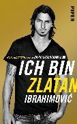 Cover-Bild zu Ich bin Zlatan von Ibrahimovic, Zlatan