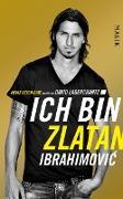 Cover-Bild zu Ich bin Zlatan (eBook) von Ibrahimovic, Zlatan