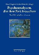Cover-Bild zu Psychoanalysen, die ihre Zeit brauchen (eBook) von Gerlach, Alf (Beitr.)