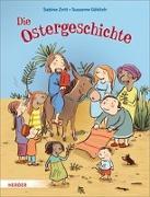 Cover-Bild zu Die Ostergeschichte von Zett, Sabine