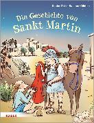 Cover-Bild zu Die Geschichte von Sankt Martin von Zett, Sabine