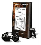 Cover-Bild zu How to Live von Bakewell, Sarah
