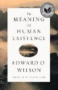 Cover-Bild zu The Meaning of Human Existence von Wilson, Edward O.