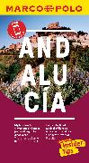 Cover-Bild zu Andalucia Marco Polo Pocket Travel Guide 2019 - with pull out map