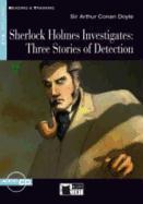 Cover-Bild zu Sherlock Holmes Investigates