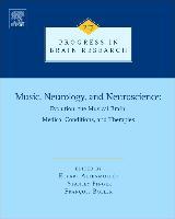 Cover-Bild zu Music, Neurology, and Neuroscience: Evolution, the Musical Brain, Medical Conditions, and Therapies von Altenmuller, Eckart (Hrsg.)