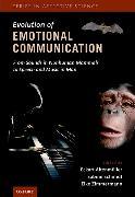 Cover-Bild zu The Evolution of Emotional Communication von Altenmüller, Eckart (Hrsg.)