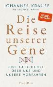 Cover-Bild zu Die Reise unserer Gene von Krause, Johannes