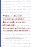 Cover-Bild zu Die geistige Führung des Menschen und der Menschheit von Steiner