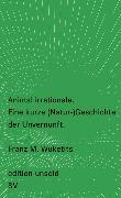 Cover-Bild zu Animal irrationale von M. Wuketits, Franz