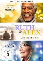 Cover-Bild zu Ruth & Alex - Verliebt in New York (inkl. Postkarte) von Loncraine, Richard (Prod.)