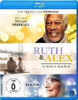 Cover-Bild zu Ruth & Alex - Verliebt in New York von Peters, Charlie