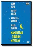 Cover-Bild zu Manhattan Murder Mystery von Alan Alda (Schausp.)