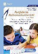 Cover-Bild zu Portfolio im Mathematikunterricht 1.-4. Klasse von Stechbart, Annette