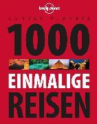 Cover-Bild zu 1000 einmalige Reisen von Planet, Lonely