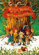 Cover-Bild zu Schomburg, Andrea: Winkel, Wankel, Weihnachtswichte!