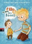 Cover-Bild zu Schomburg, Andrea: Otto und der kleine Herr Knorff