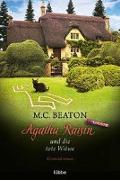 Cover-Bild zu Beaton, M. C.: Agatha Raisin und die tote Witwe