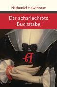 Cover-Bild zu Hawthorne, Nathaniel: Der scharlachrote Buchstabe