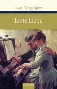 Cover-Bild zu Turgenjew, Iwan: Erste Liebe