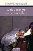 Cover-Bild zu Dostojewski, Fjodor: Aufzeichnungen aus dem Kellerloch