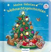 Cover-Bild zu Kempter, Christa: Meine liebsten ...: Meine liebsten Weihnachtsgeschichten