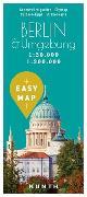 Cover-Bild zu EASY MAP Berlin & Umgebung. 1:20'000