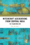 Cover-Bild zu Macdonald, Helen: Witchcraft Accusations from Central India (eBook)
