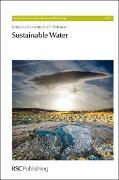 Cover-Bild zu Hester, R E (Hrsg.): Sustainable Water (eBook)