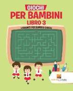 Cover-Bild zu Giochi Per Bambini Libro 3