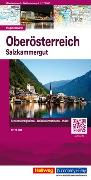 Cover-Bild zu Oberösterreich Strassenkarte 1:175 000. 1:175'000