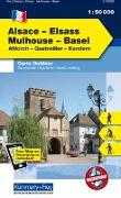 Cover-Bild zu Elsass - Mulhouse - Basel. 1:50'000