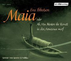 Cover-Bild zu Maia oder als Miss Minton ihr Korsett in den Amazonas warf