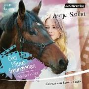 Cover-Bild zu Drei Pferdefreundinnen - Filmpferd in Not