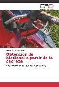 Cover-Bild zu Obtención de biodiesel a partir de la cachaza