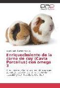 Cover-Bild zu Enriquecimiento de la carne de cuy (Cavia Porcellus) con omega 3