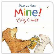 Cover-Bild zu Gravett, Emily: Bear and Hare: Mine!