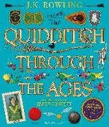 Cover-Bild zu Rowling, J.K.: Quidditch Through the Ages - Illustrated Edition