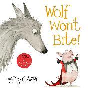 Cover-Bild zu Gravett, Emily: Wolf Won't Bite!