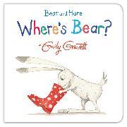 Cover-Bild zu Gravett, Emily: Bear and Hare: Where's Bear?