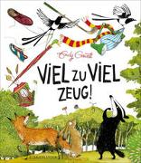 Cover-Bild zu Gravett, Emily: Viel zu viel Zeug!