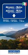Cover-Bild zu Abruzzen-Molise. 1:200'000