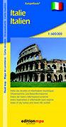 Cover-Bild zu Italie Italien. 1:600'000